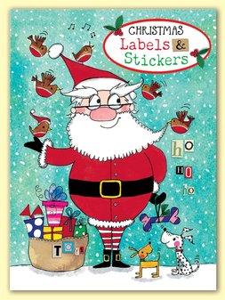 Rachel Ellen Labels and Stickers Christmas
