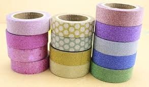 Somitape Glitter Washi Tape