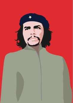 Pop Art Postcard | Che Guevara