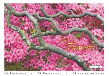 Tushita Postcard Book | Zen Flowers