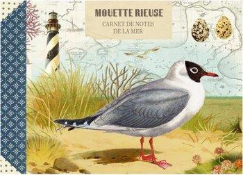 Illustrated little notebook Gwenaëlle Trolez Créations - La Mer