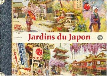 Illustrated notebook Gwenaëlle Trolez Créations - Jardins du Japon