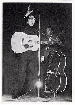 Postcard | Elvis Presley, 1957