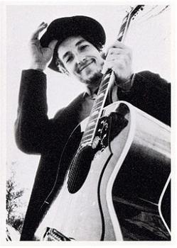 Postcard | Bob Dylan, 1969