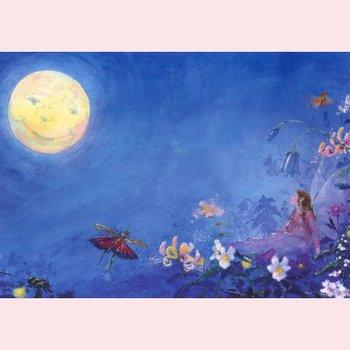 Postcard Daniela Drescher   Little Fairy Can't Sleep