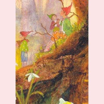 Postcard Daniela Drescher | Dwergenland 2