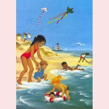 Postcard Gerda Muller - Summer