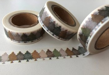 Washi Masking Tape | Season Trees