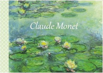 Illustriertes Notizbuch Gwenaëlle Trolez Créations - Claude Monet