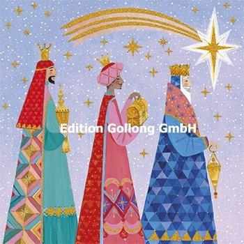 Mila Marquis Postkarte Christmas | Heilige 3 Könige