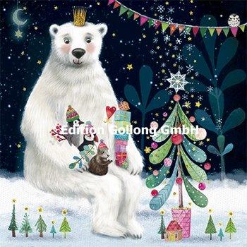 Mila Marquis Postcard Christmas | Icebear