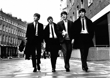 Postcard | The Beatles, London