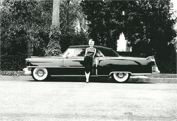 Postcard | Marilyn Monroe, Los Angeles, 1954