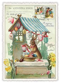 Postcard Edition Tausendschoen | Ostern