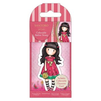 Gorjuss Collectable Rubber Stamp - Santoro - No.67 Every Summer Has A Story