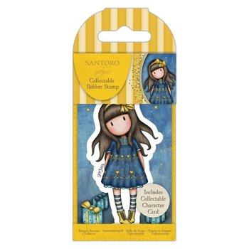 Gorjuss Collectable Rubber Stamp - Santoro - No.70 Just Because