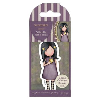 Gorjuss Collectable Rubber Stamp - Santoro - No.74 Starlight