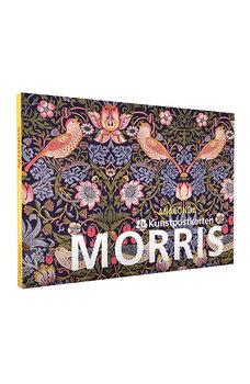 Anaconda Art Postcard Book   William Morris