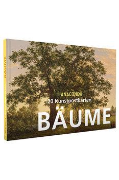 Anaconda Art Postcard Book | Bäume (Bomen)