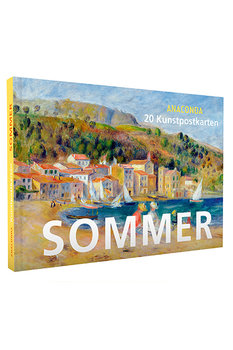 Anaconda Art Postcard Book | Sommer (Zomer)