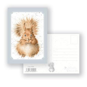 Wrendale Designs 'Redhead' Postcard