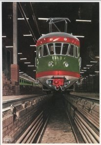 Postcard | Charles Burki - Revisie
