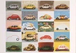 Postcard | Paul Giovanopoulos - Volkswagen VII