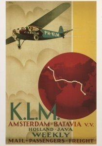 Postcard | KLM