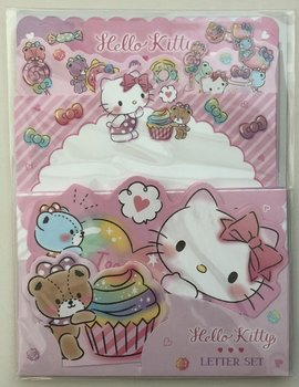 Sanrio Original Hello Kitty | Letter set