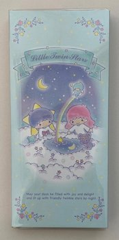 Sanrio Little Twin Stars Patapata Medium Memo Pad