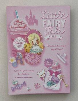 Q-Lia Mini Memo Pad Little Fairy Tale | Red Riding Hood