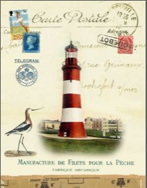 Gwenaëlle Trolez Créations Postcard   Plymouth