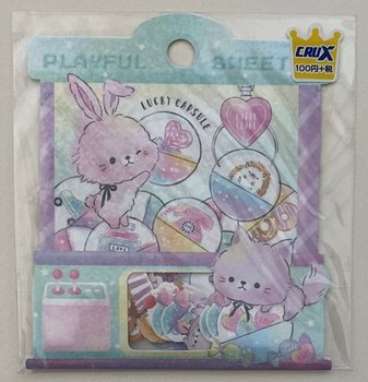 Crux Sticker Flakes Sack | Playful Sweet