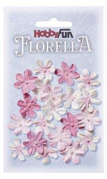 Florella Paper Flowers Blüten rose, 2cm