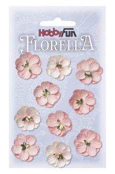 Florella Paper Flowers Blüten zart-rosa, 2,5cm