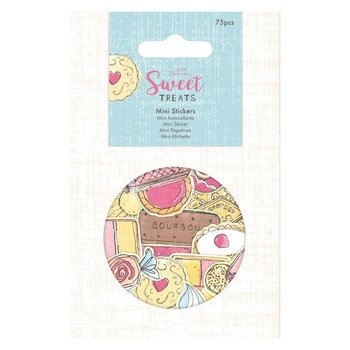 Papermania Mini Stickers (75pcs) - Sweet Treats