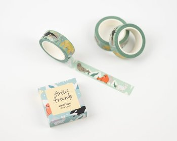 Arctic Animals Washi Tape by Mila Made