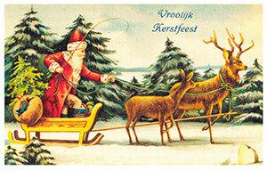 Postcard | Oude prentbriefkaart