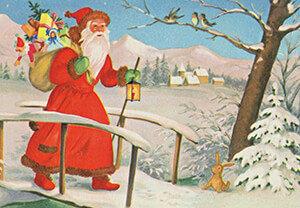 Postcard | Prentbriefkaart, ca. 1950