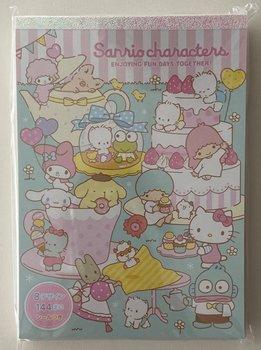 Sanrio Characters Large Memo Pad