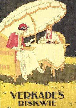 Museum Cards Postcard | Verkade's biskwie, Zaans Museum