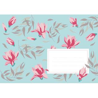 Envelop Set C6 - Magnolia (crissXcross)