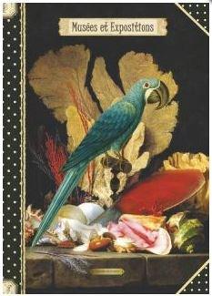 Illustrated notebook Gwenaëlle Trolez Créations - Musées et Expositions
