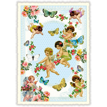 Postcard Edition Tausendschoen | DANCE OF THE FAIRIES
