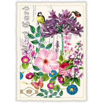 Postcard Edition Tausendschoen | BLUMENWIESE