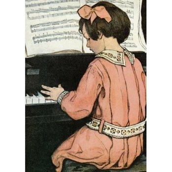Postcard | Scales 1907