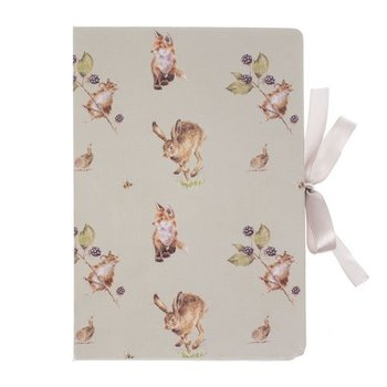 Country Set Sticky Note Book