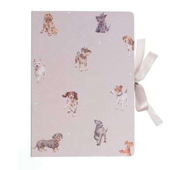 A Dog's Life Sticky Note Book