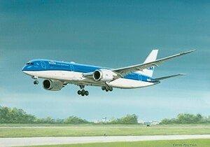Postcard | Boeing 787 Dreamliner