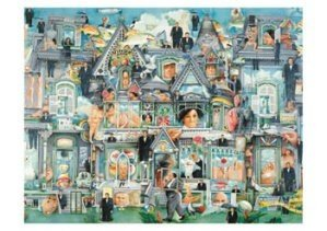 Postcard | Paul Giovanopoulos - Houses